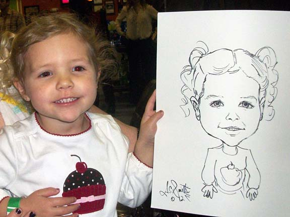 Mobile Party Caricature Artists