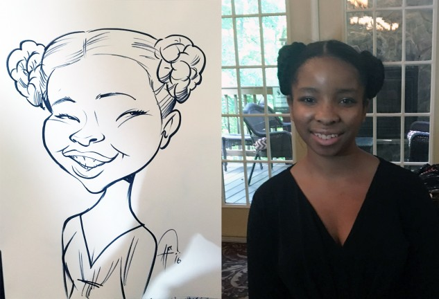 Allentown Party Caricature Artists