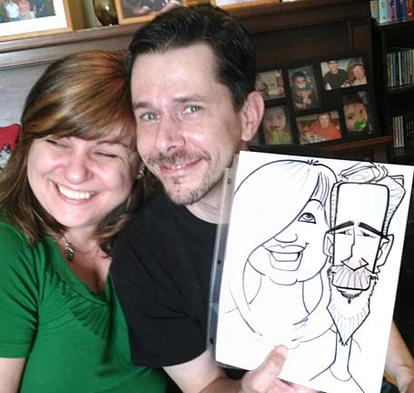 Toronto Party Caricature Artists