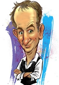 Party Caricature Artist Ben
