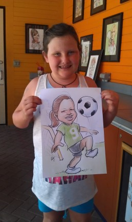 Toledo Party Caricature Artists