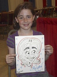 Chicago Party Caricature Artists