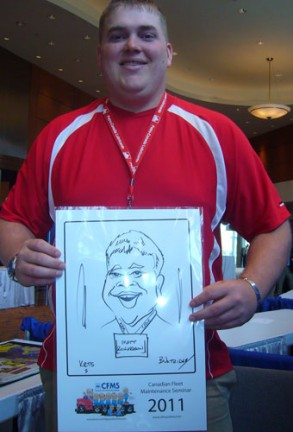Niagara Party Caricature Artists