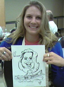 Toronto Party Caricaturist