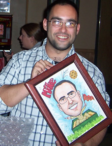 Albany Party Caricaturist