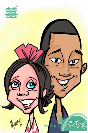 Cedar Falls Digital Caricature Artists