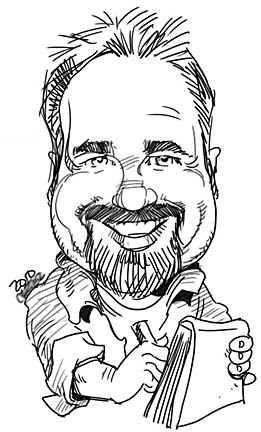 Party Caricature Artist Chuck