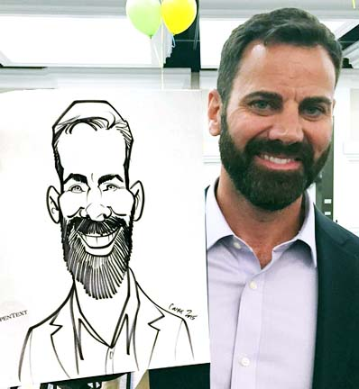 San Diego Party Caricaturist