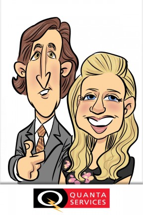 Dallas-Ft Worth Digital Caricature Artists