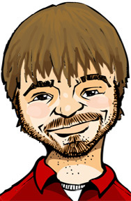 Party Caricature Artist Dave