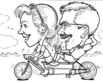 Louisville Party Caricature Artist