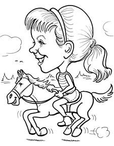 Louisville Party Caricaturist