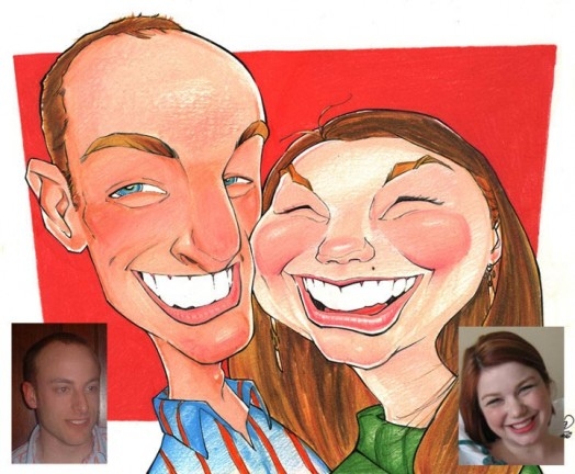 Richmond Party Caricature Artists