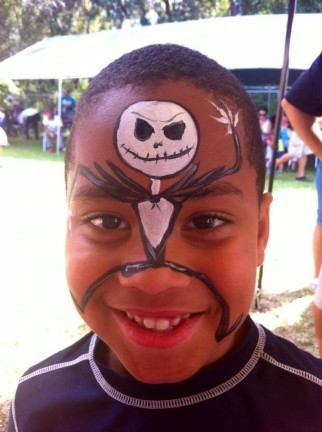 Orlando / Kissimmee Face Painter Artist