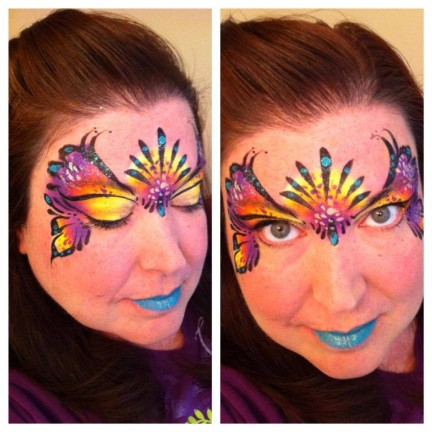 Orlando / Kissimmee Face Painter Caricature Artists