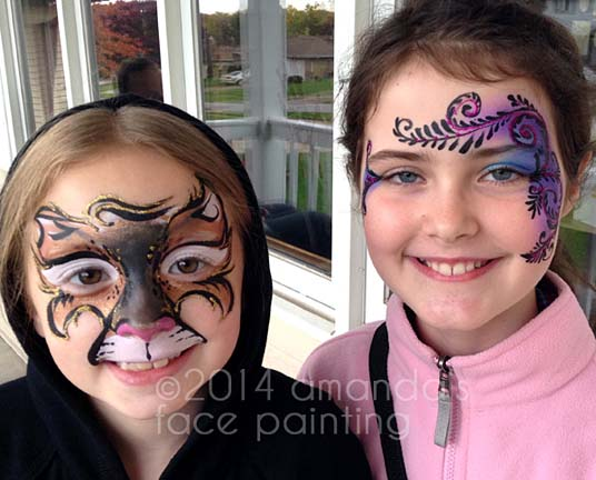 Cleveland Face Painter Caricature Artists