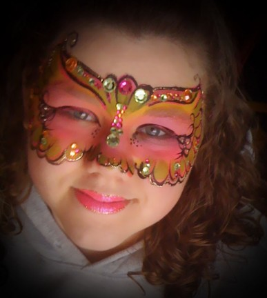 Philadelphia Face Painter Artist