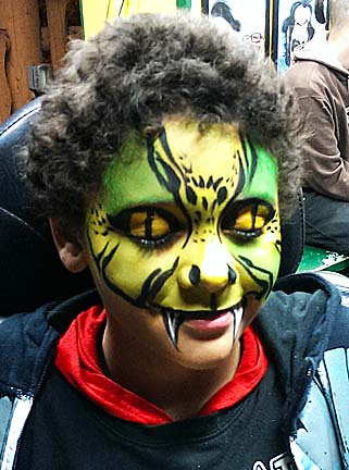 Danbury Face Painter Caricature Artists