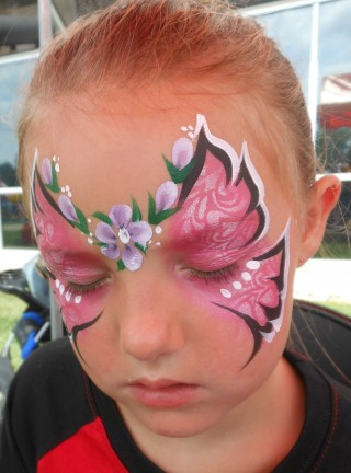 Southern Indiana Face Painter Caricaturist
