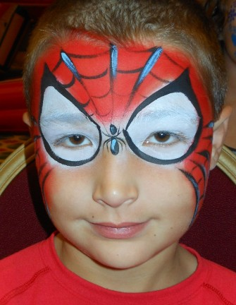 Indianapolis Face Painter Caricature Artists