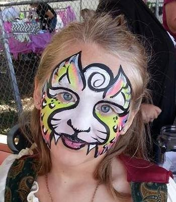 Face Painter Caricature Artists