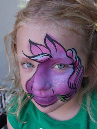 Face Painter Artist