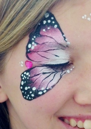 Chattanooga Face Painter Artist