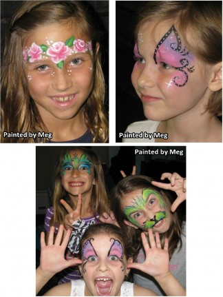 Tampa Face Painter Artist