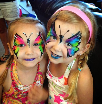 Kansas City Face Painter Caricaturist
