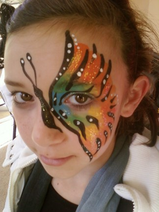 Jacksonville Face Painter Artist