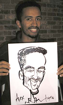 Colorado Springs Party Caricature Artists
