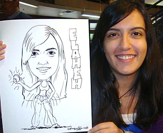 Baltimore Party Caricature Artists