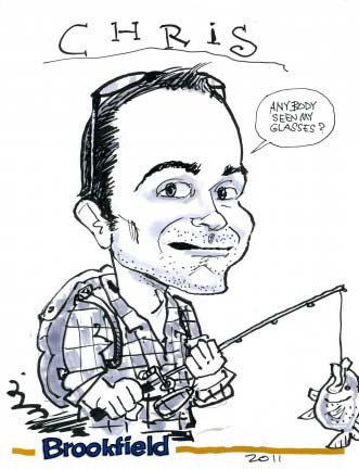 Edmonton Party Caricature Artist