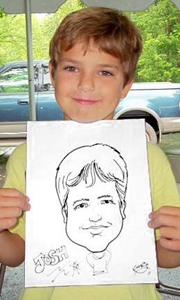 Charleston Party Caricature Artists