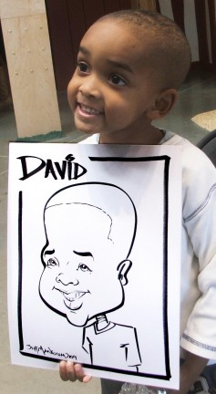 Charlotte Party Caricature Artists