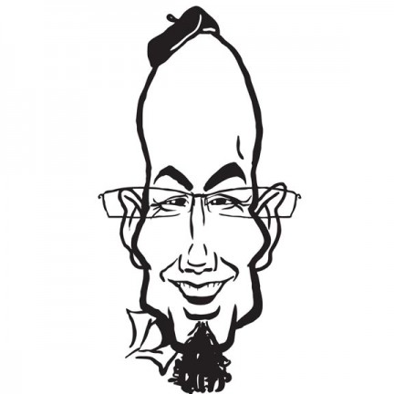 Party Caricature Artist JEFF