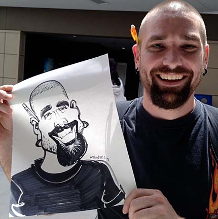 Orlando / Kissimmee Party Caricature Artist