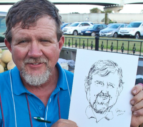 Peoria Party Caricature Artists
