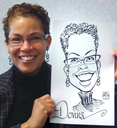 Columbus Party Caricature Artists