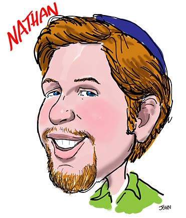 Hartford Digital Caricatures