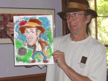 Albany Party Caricature Artist