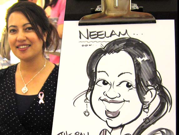 Calgary Party Caricature Artists