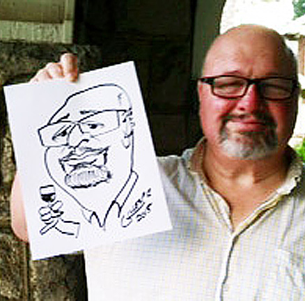 Greenville / Spartanburg Party Caricaturist