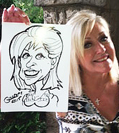 Greenville / Spartanburg Party Caricature Artist