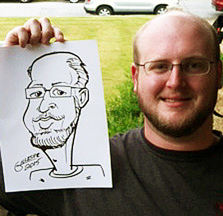 Greenville / Spartanburg Party Caricature Artists