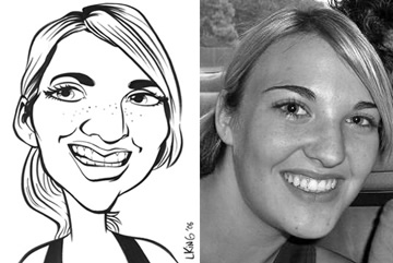 Oklahoma City Party Caricature Artist