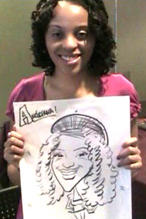 Knoxville Party Caricature Artists