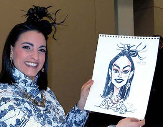 Virginia Beach Party Caricature Artists