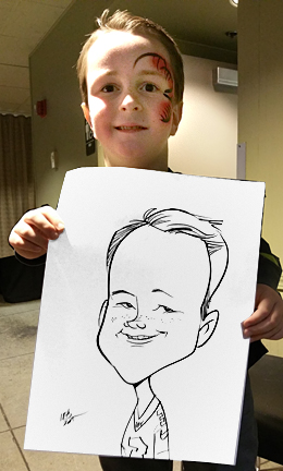 Tacoma Party Caricature Artists