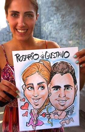 Party Caricature Artists